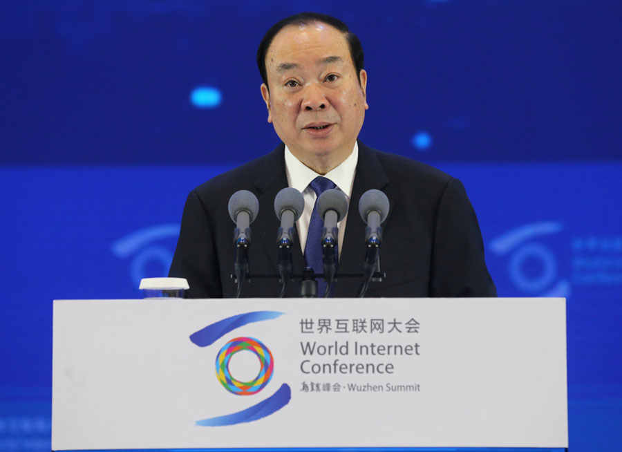 President: Internet cooperation essential
