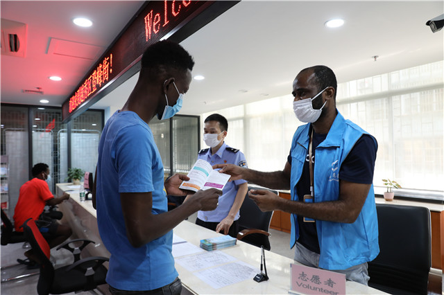 Services in place for expats living in Dengfeng Community