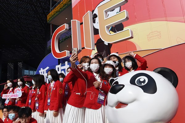 Deals at 3rd CIIE sign of strong global confidence
