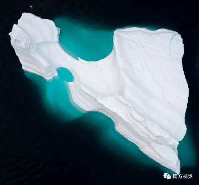 The Design of an Iceberg By Stephan Fürnrohr