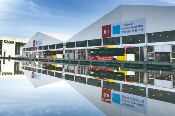 Curtain lifts on 10-day Canton Fair